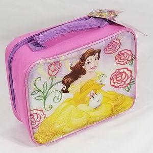 New Kids Disney's Princess Insulated Lunch Box